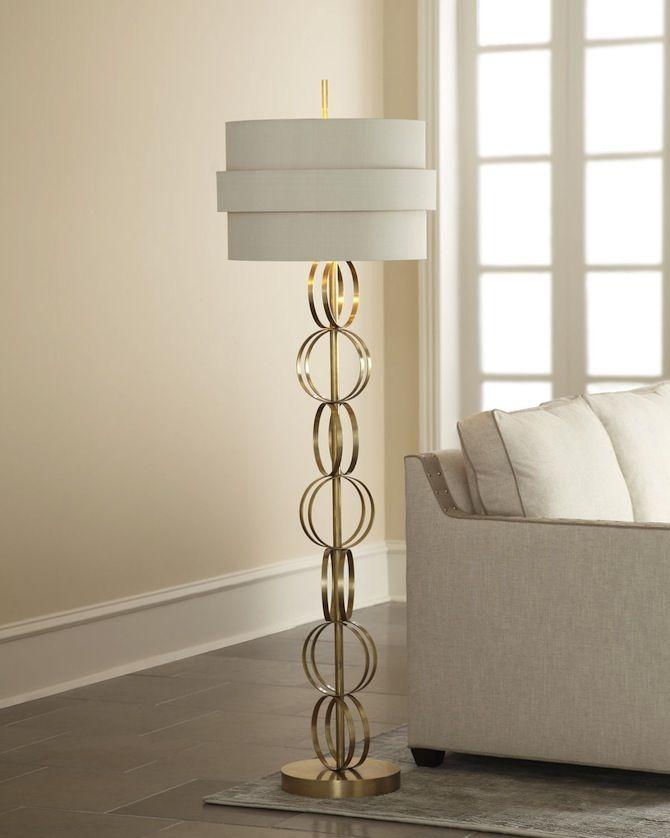 Unique Floor Lamps, Trendy Floor Lamps