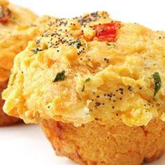Chakalaka muffins