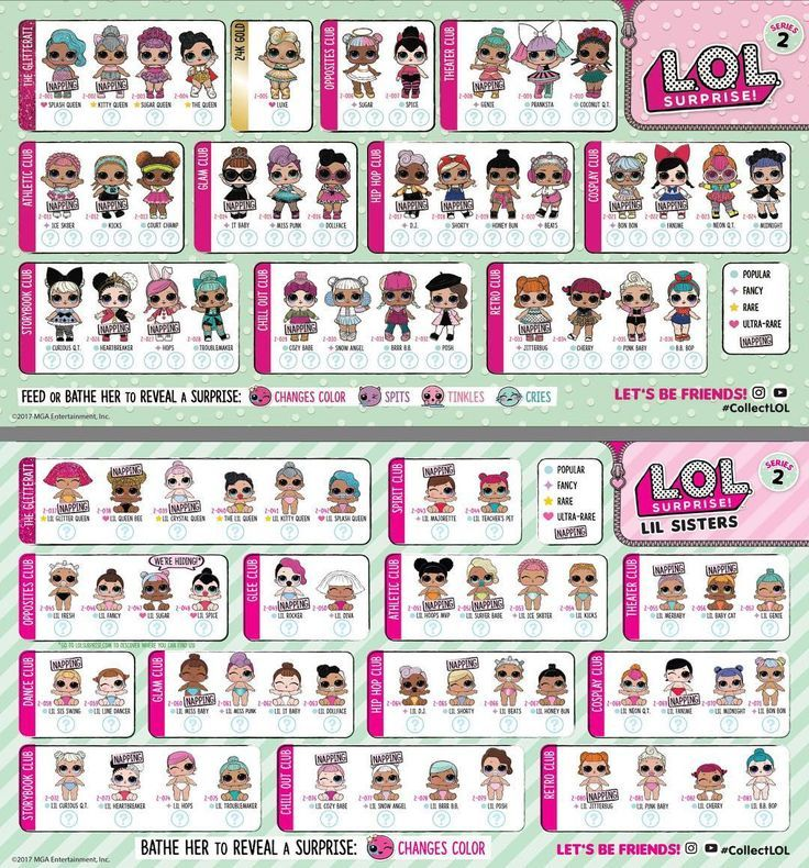 Lol Surprise List Series 2 Online Shopping Mall Find The Best Prices And Places To Buy