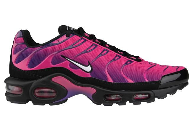best sneakers 5c571 79f44 Nike Air Max Plus (Tuned 1) Fire Berry