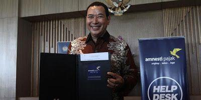 Pasca Ikut Tax Amnesty, Tommy Soeharto Yakin Proyeknya Akan Semakin Lancar…