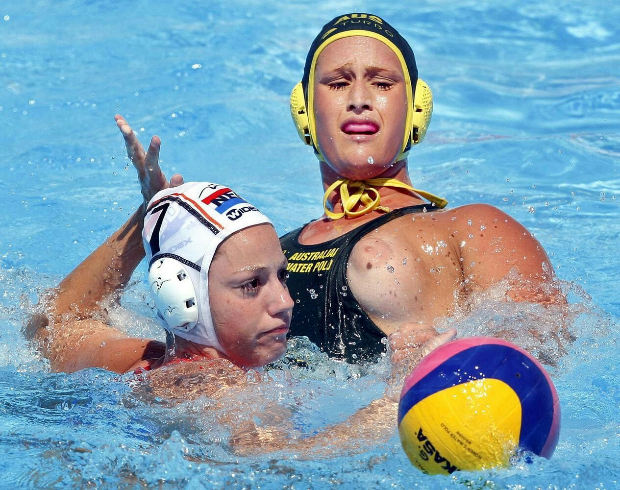 What you accidental nudity sport olympic water polo recommend you