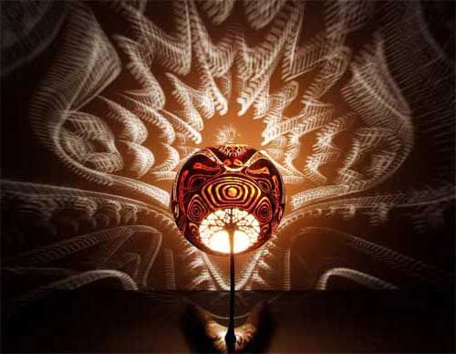 Exotic Lamp Shades exotic table lampscalabarte on http://www.trendsi