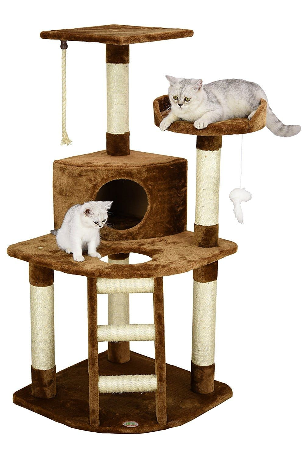 Top 10 Best Cat Climbers In 2020 Reviews Casa Arbol Gato