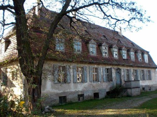 Domänenpächterhaus Lietzow in Brandenburg Rittergut