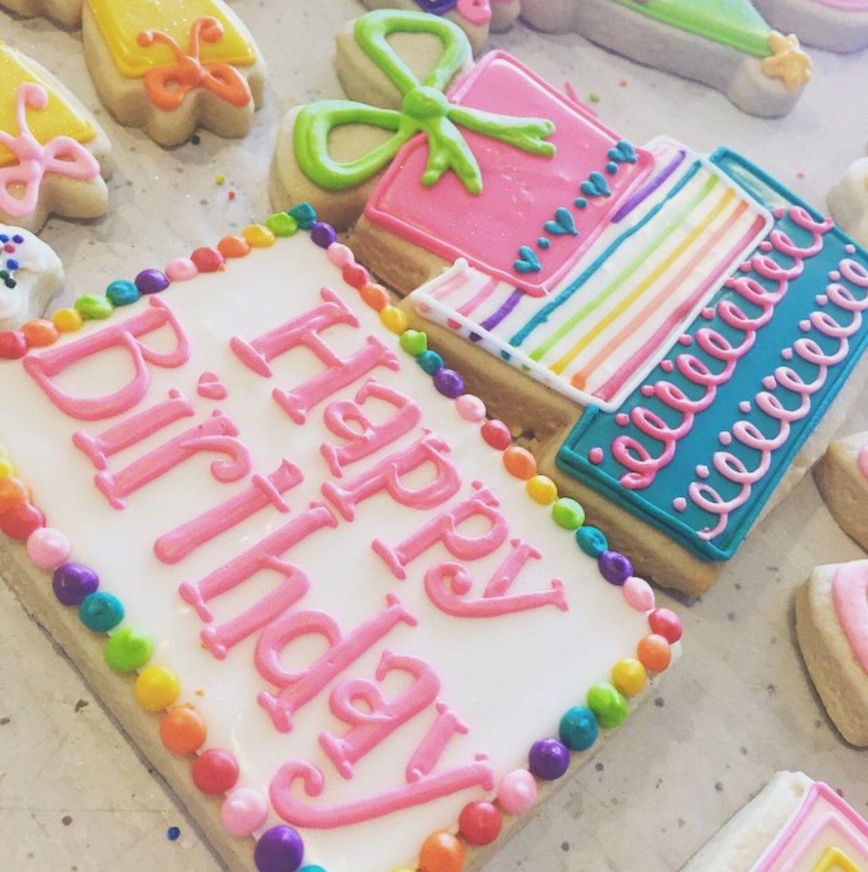 Amazing Birthday Cookies With Images Favorite Cookies Sugar Cookies Funny Birthday Cards Online Drosicarndamsfinfo