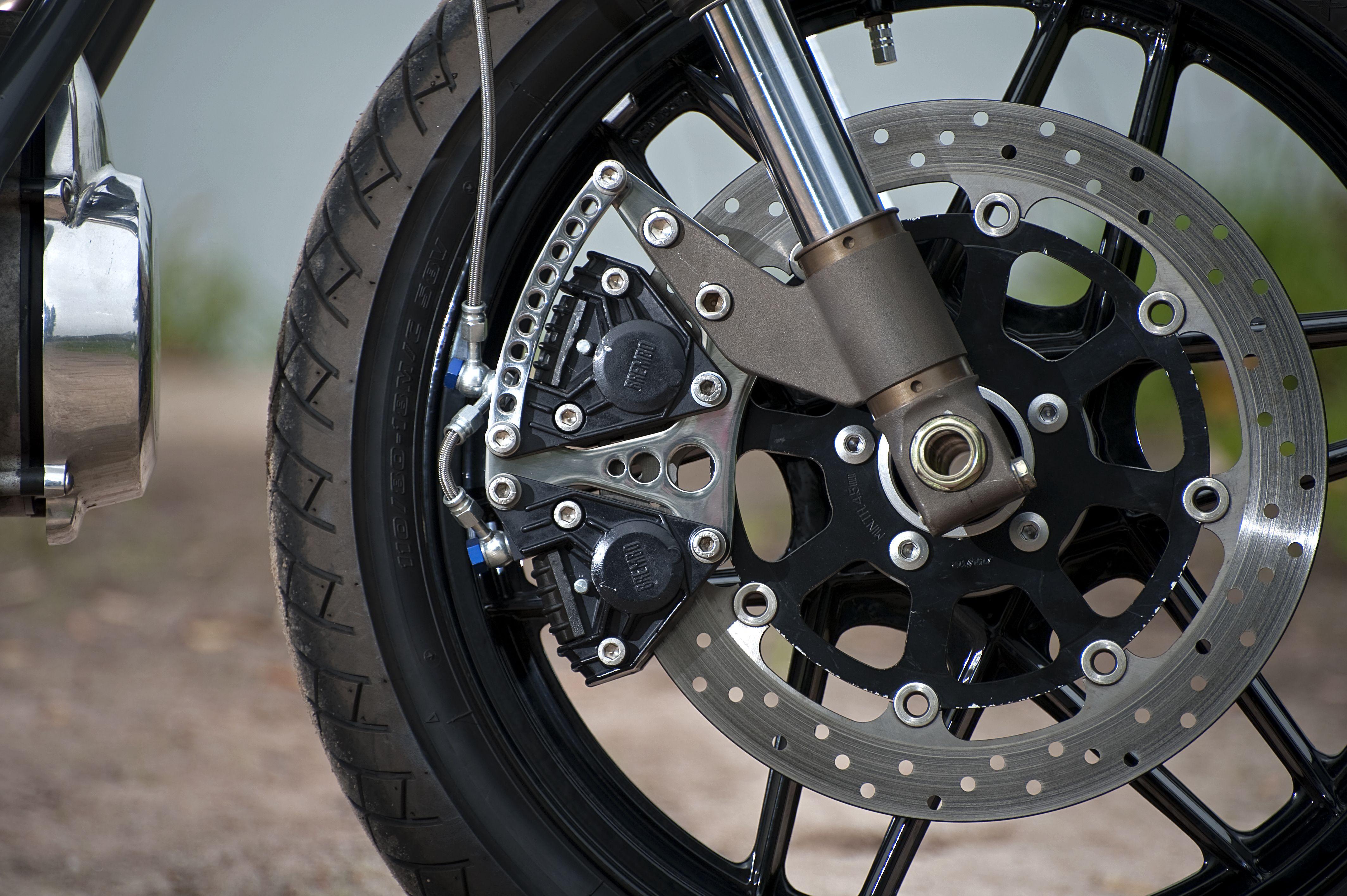 BratTracker front brake