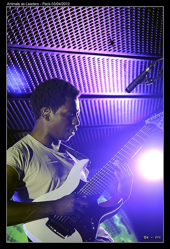 Animals As Leaders 2012 Leader The Great Escape Concert