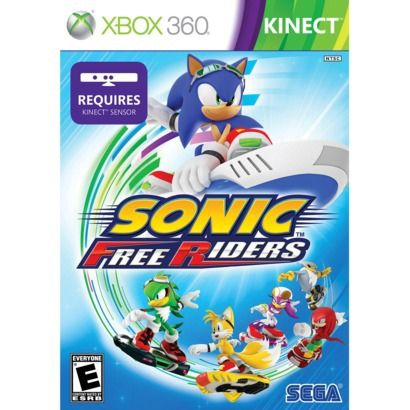Great game for kids! Sonic Free Riders (Xbox 360)