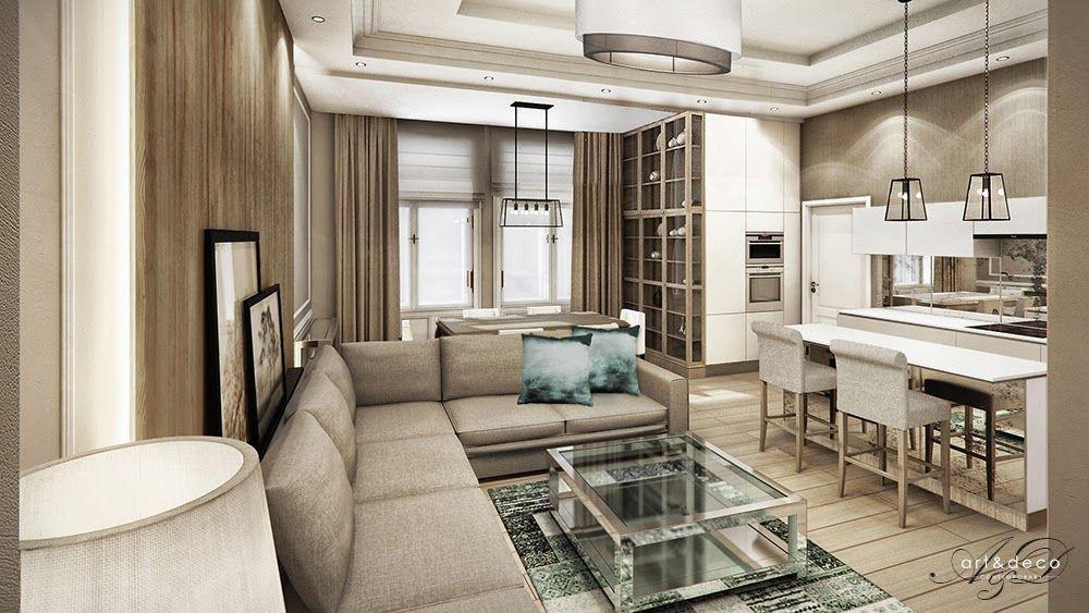 Art&Deco Lakberendezés: Legújabb munkánk: belvárosi lakás fiatal pár ...