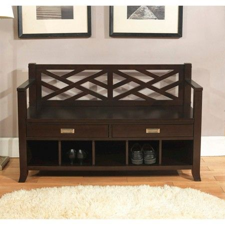 18+ Entryway bench and storage trends