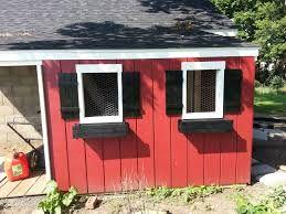 Image Result For Red Barn Black Trim