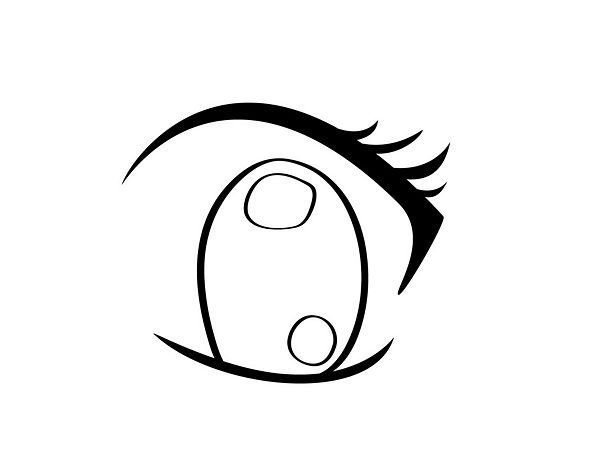 How To Draw Anime Eyes Anime Eyes How To Draw Anime Eyes Cartoon Drawings