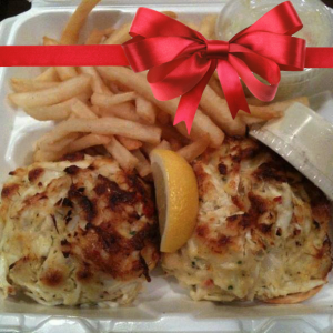Santa Bring Me Crab Cakes Get 15 Off For A Limited Time Crab Cakes Food Crab