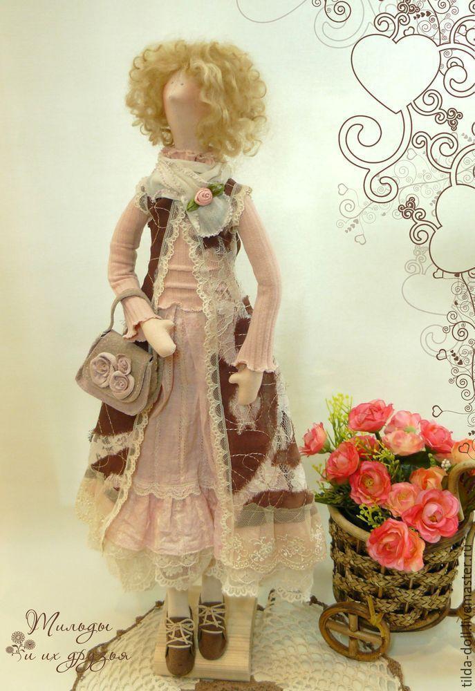 Кукла тильда и ее друзья