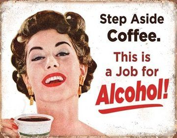 Metalllilaatta Step Aside Coffeee