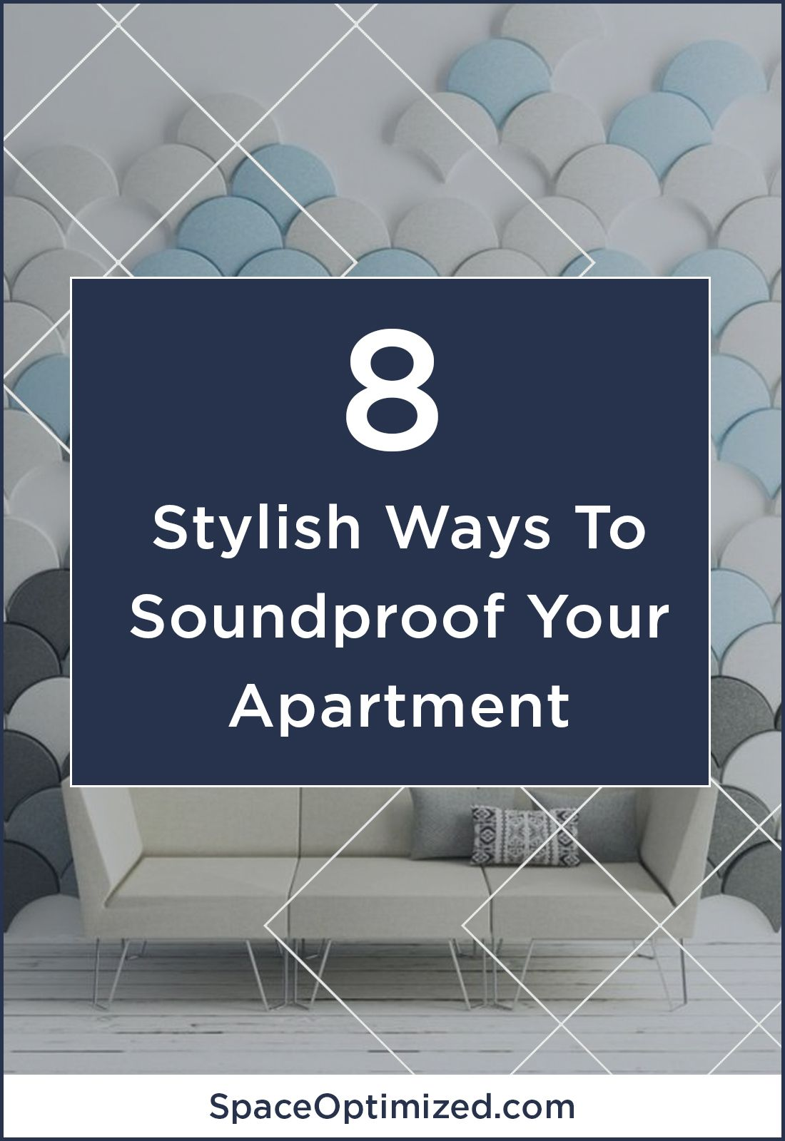 8 simple ways to soundproof your microapartment sound
