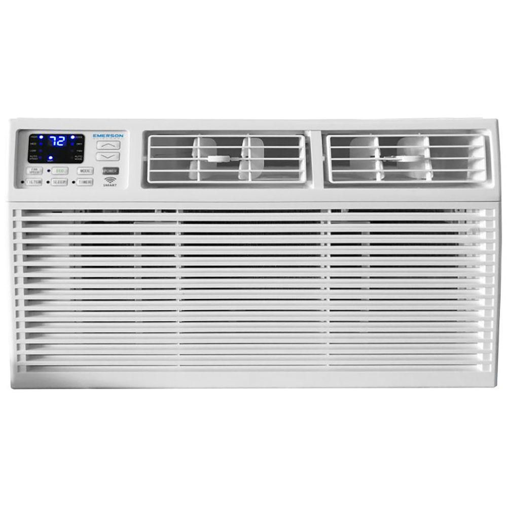 Emerson Quiet Kool 8 000 Btu 115 Volt Window Air Conditioner With