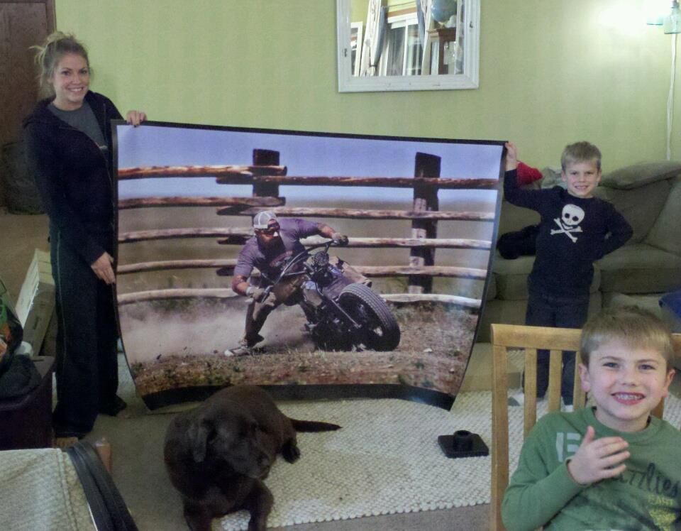 Photo shot by Speed King photography - coolest shot, coolest poster/present!!