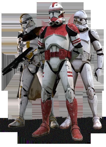 Clone Troopers Star Wars Trooper Star Wars Poster Star Wars Rpg