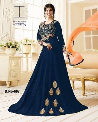 Women's Clothing New Indian Salwar Kameez Pakistani Dress Anarkali Wedding Designer Ethnic Suit Other Women's Clothing