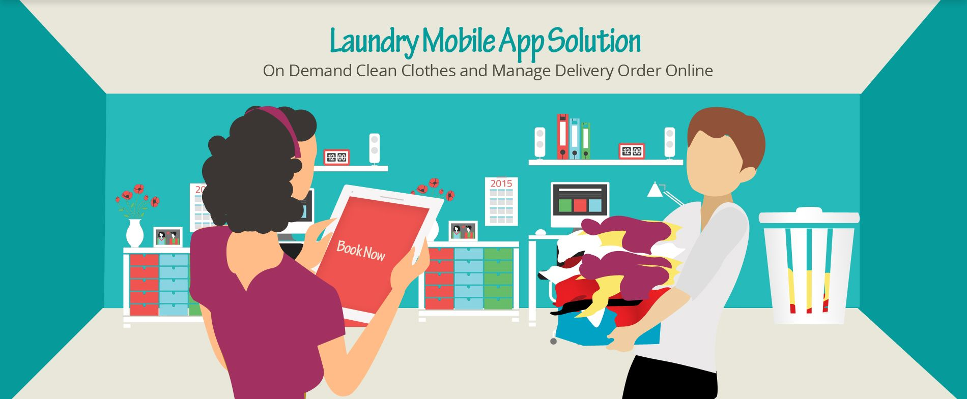 BR Softech | Laundry Application Development Switch to ...
