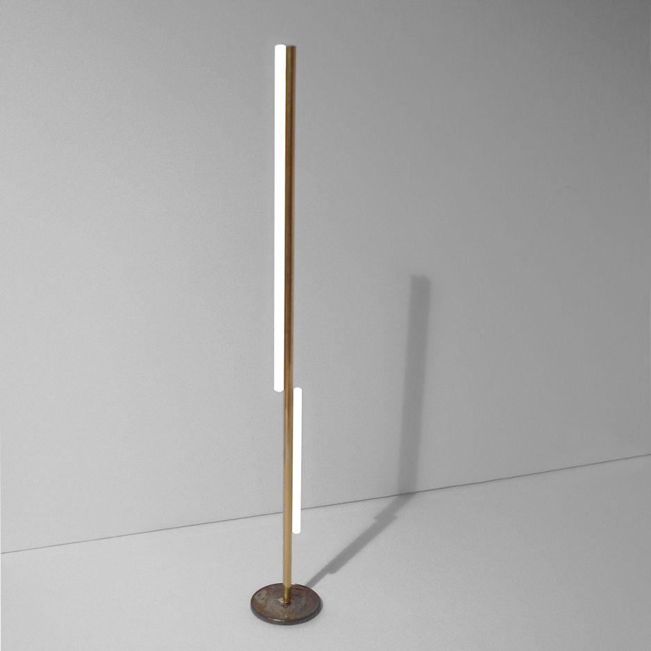 Anastassiades designs collection of linear brass lighting Lights