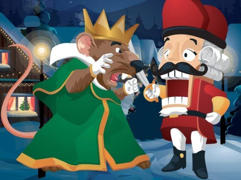 Аудиосказка «Щелкунчик и мышиный король» слушать онлайн в ...