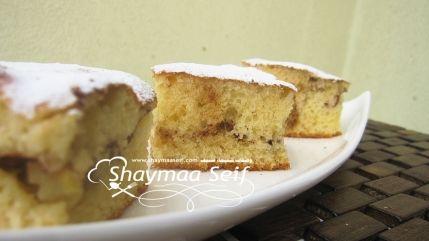 كيك التفاح والقرفة Recipe Arabic Sweets Sweets Food