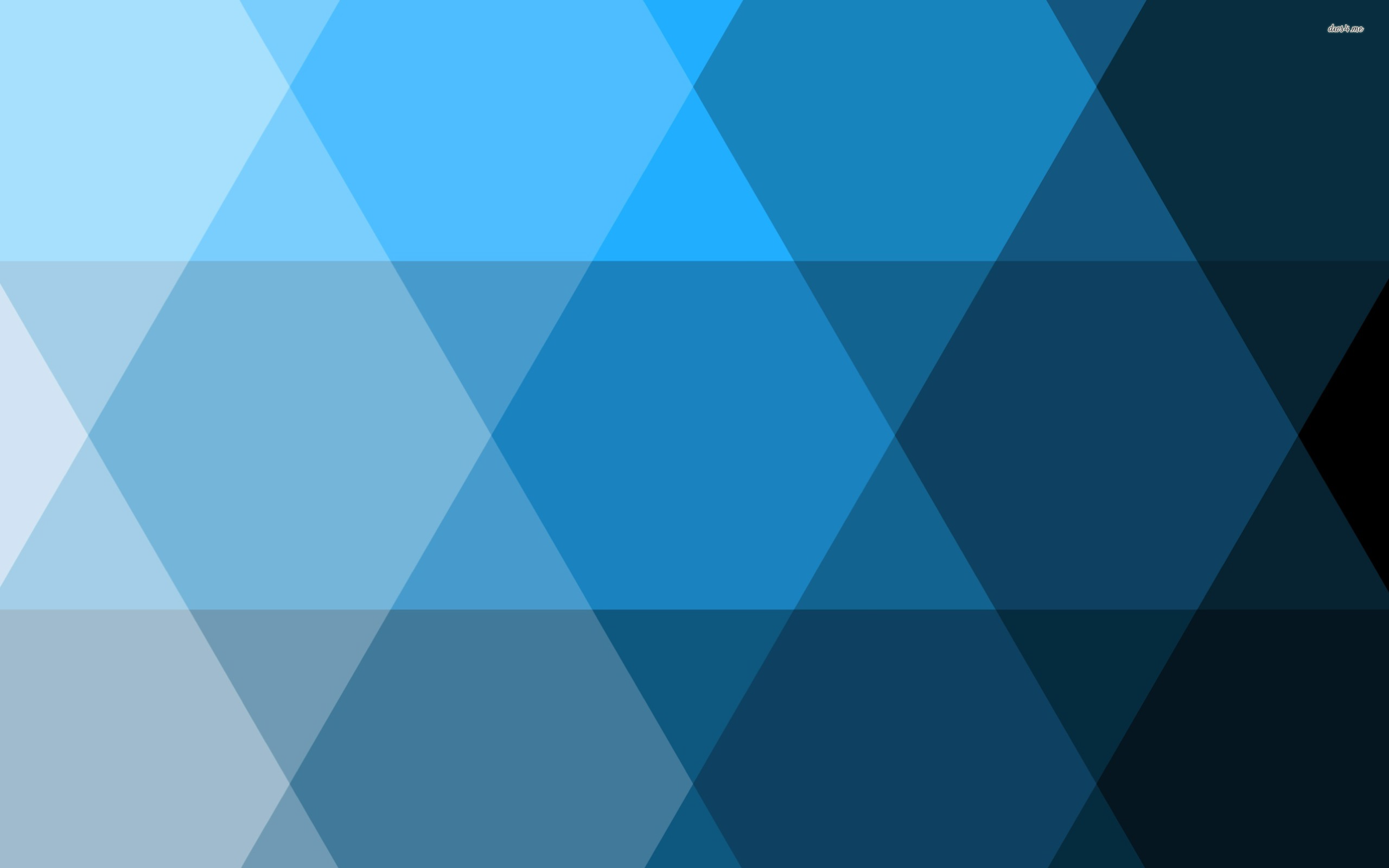 Blue Diamond Pattern HD Wallpaper