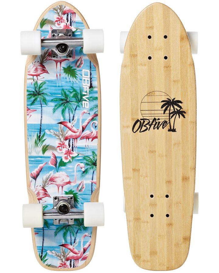 8f763989f7 Flamingo Cruiser Skateboard | this is how I ROLL | Cruiser ...