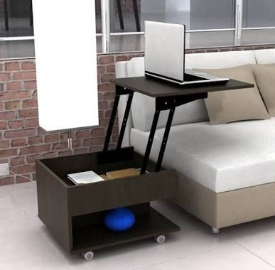 Image result for muebles funcionales para espacios reducidos coffee table pinterest - Muebles funcionales para espacios reducidos ...