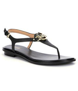 ad6d692c656 MICHAEL Michael Kors Lee Thong Sandals