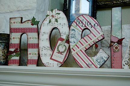 great mantel project