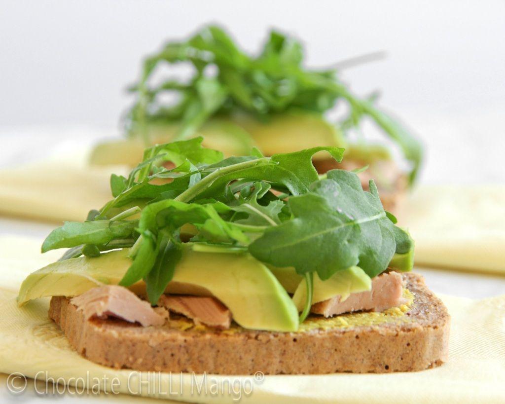 Lemony Almond Protein Bread