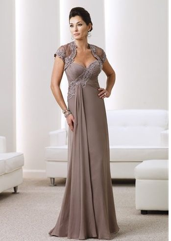 Vestidos Modernos para la Madre de la Novia 8 | Ulubiony styl ...
