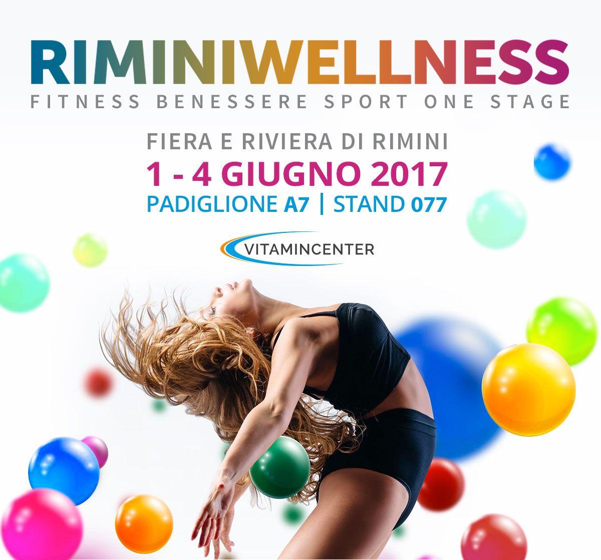 Siete pronti per la nuova edizione di RiminiWellness