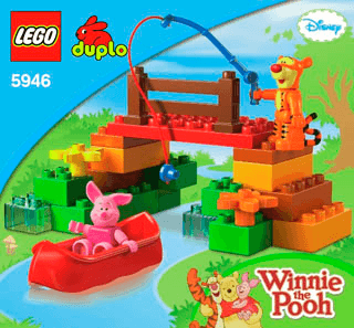 goedkeuring prijzen online laagste korting LEGO DUPLO Winnie the Pooh TM - Building Instructions - LEGO ...