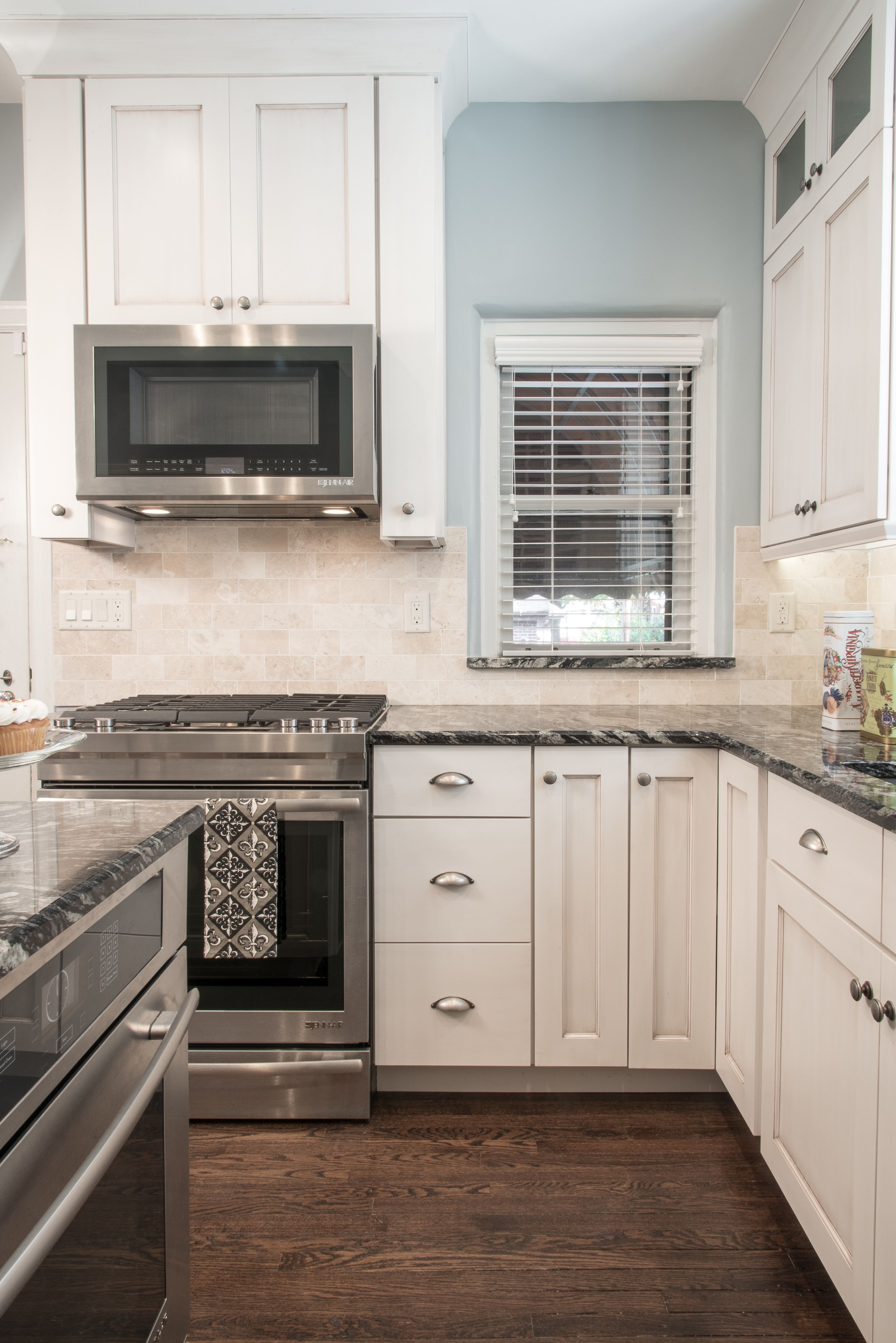 Kitchen remodel ideas new countertops and cabinets haughey kitchen from designer sandra carr