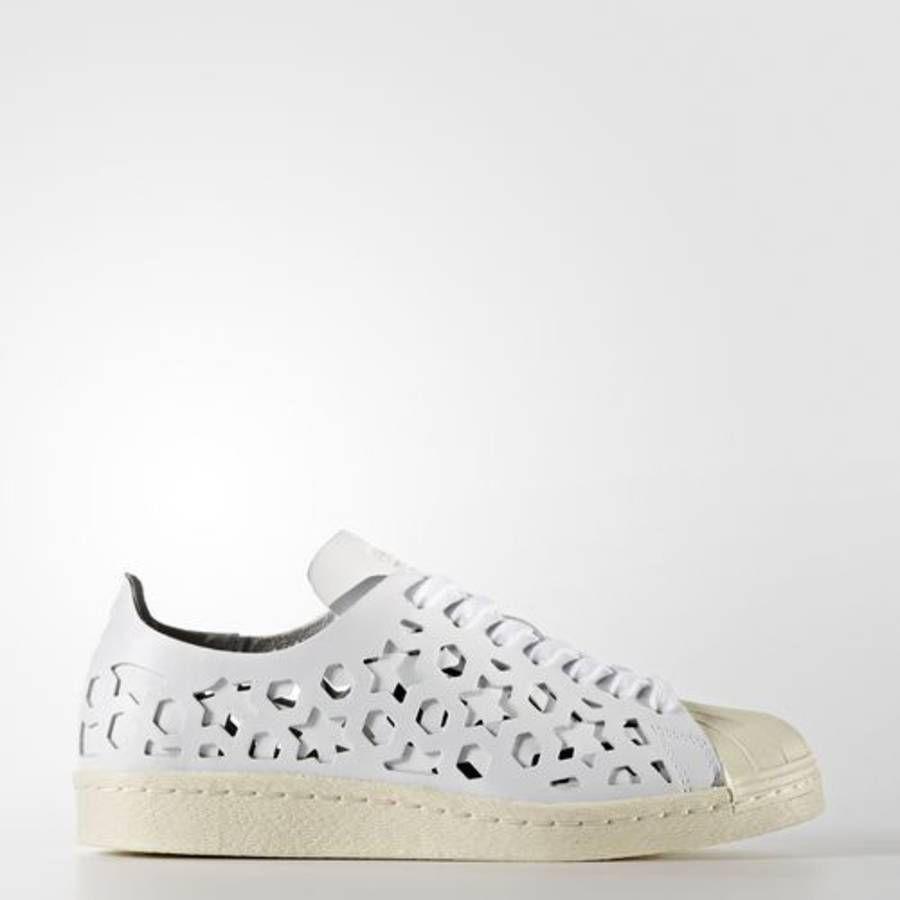 5-5/CN37 5-5/CN37 Adidas Originals Superstar 80s Cut O Sneakers & Tennis Basses Femme. eYUIGDi