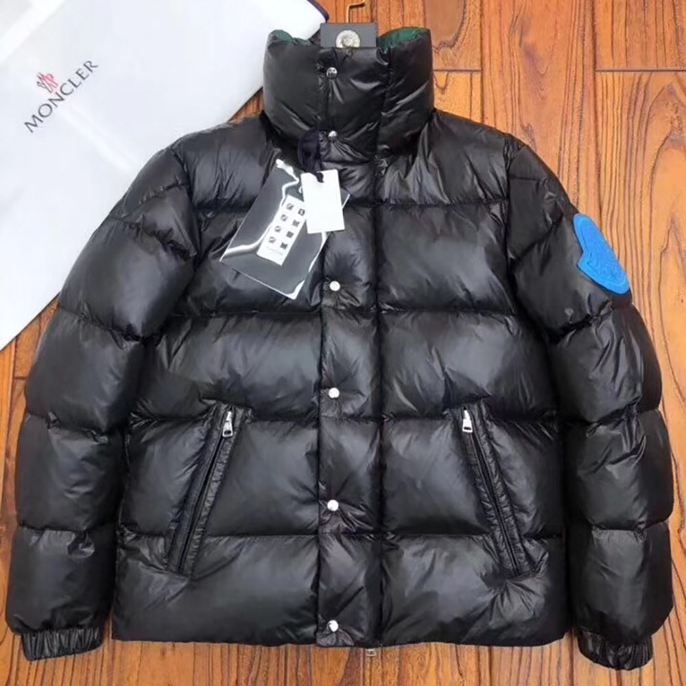 ade64caa2 Moncler 2 Dervaux Padded Jacket in Black(1952) | Woman and Man top ...