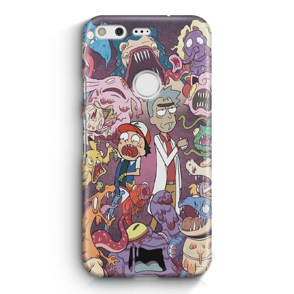 finest selection 4b191 160dc Rick And Morty Google Pixel XL Case in 2019   New Phone / style ...