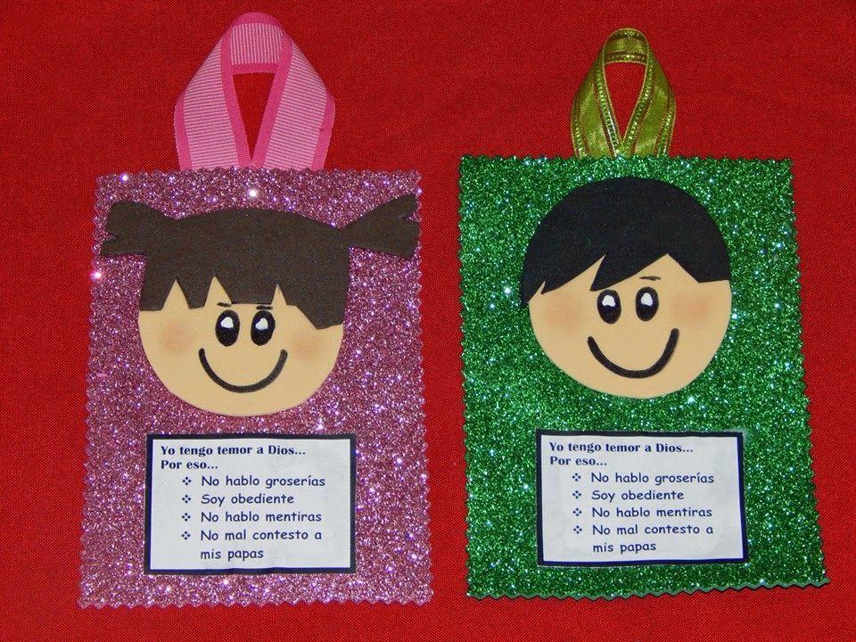 Manualidades cristianas para ni os faciles buscar con - Manualidades faciles de navidad para ninos ...