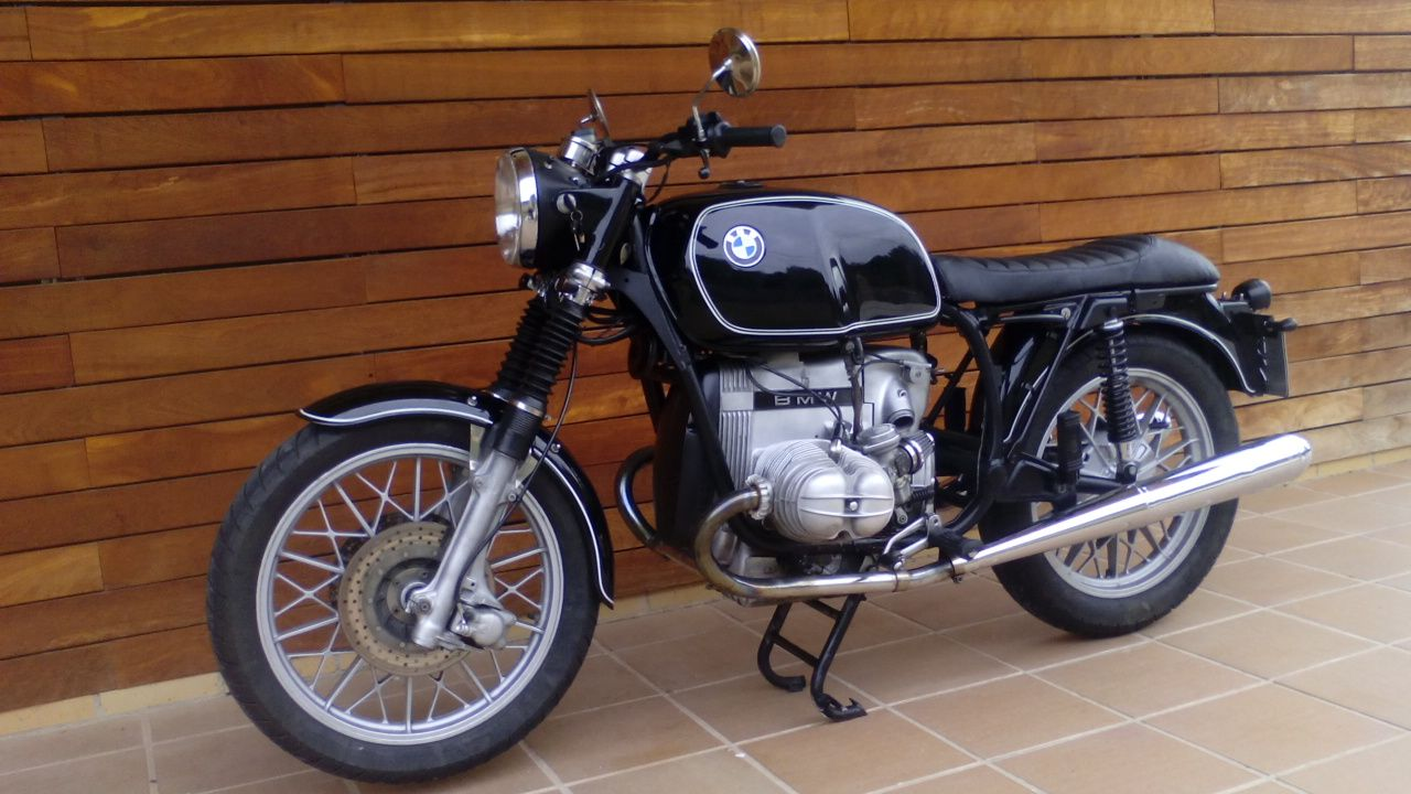 Bmw R80 7 Cafe Racer Motorcycles Bmw Motorbike Honda