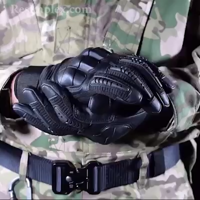 【BUY 3, ENJOY 20%OFF】Full Finger Touch Screen Tactical Military Gloves #gloves