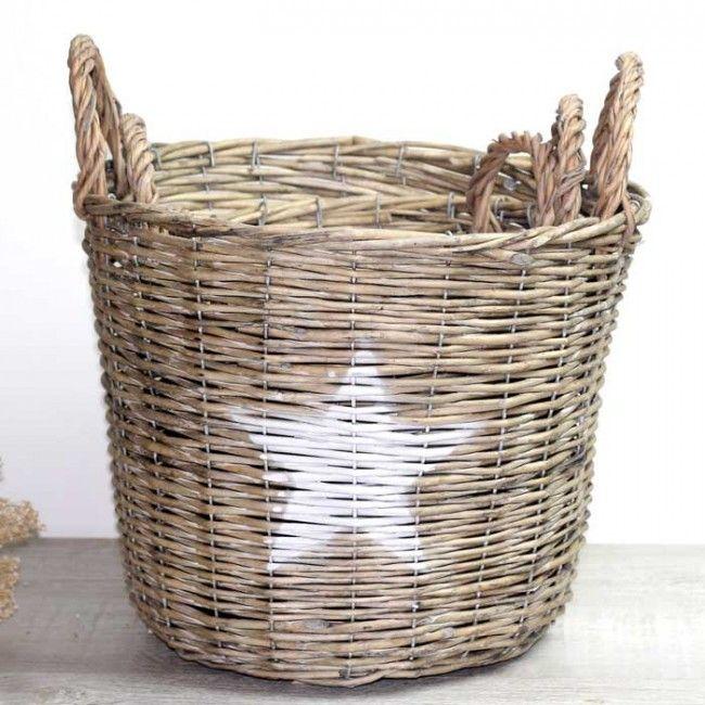cesta de mimbre - Como Hacer Cestos De Mimbre