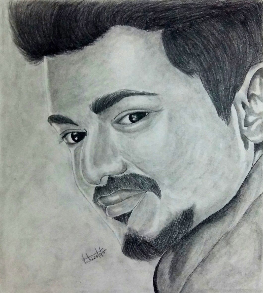 Pin by Thenmozhi Muthu on Pencil Sketch | Sketches, Pencil