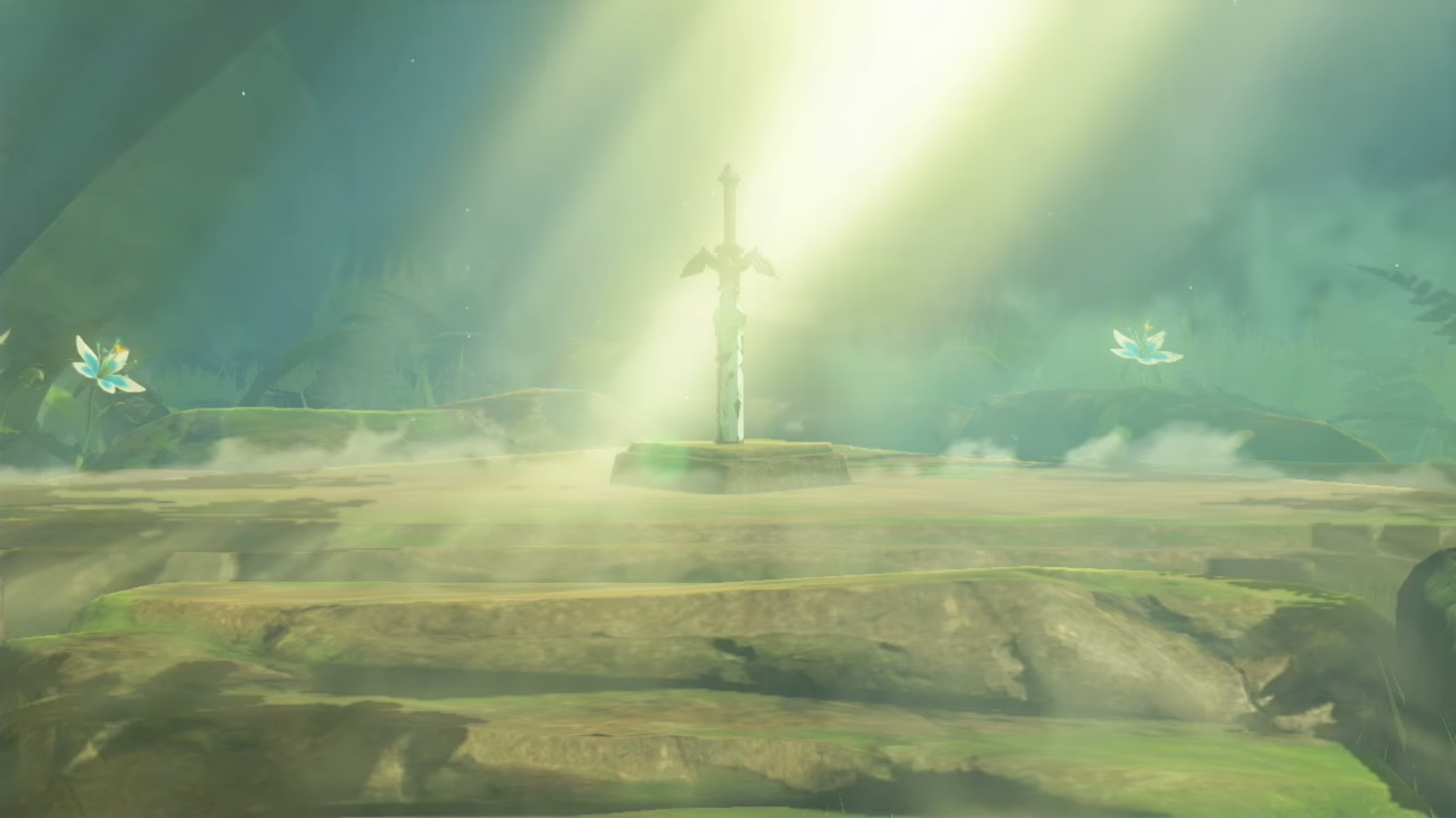 Breath Of The Wild Background For Dekstop Breath Of The Wild