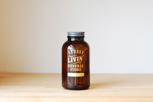 """STUSSY Livin GENERAL STORE(ステューシー リヴィン ジェネラルストア)  """"Original Canister"""""""