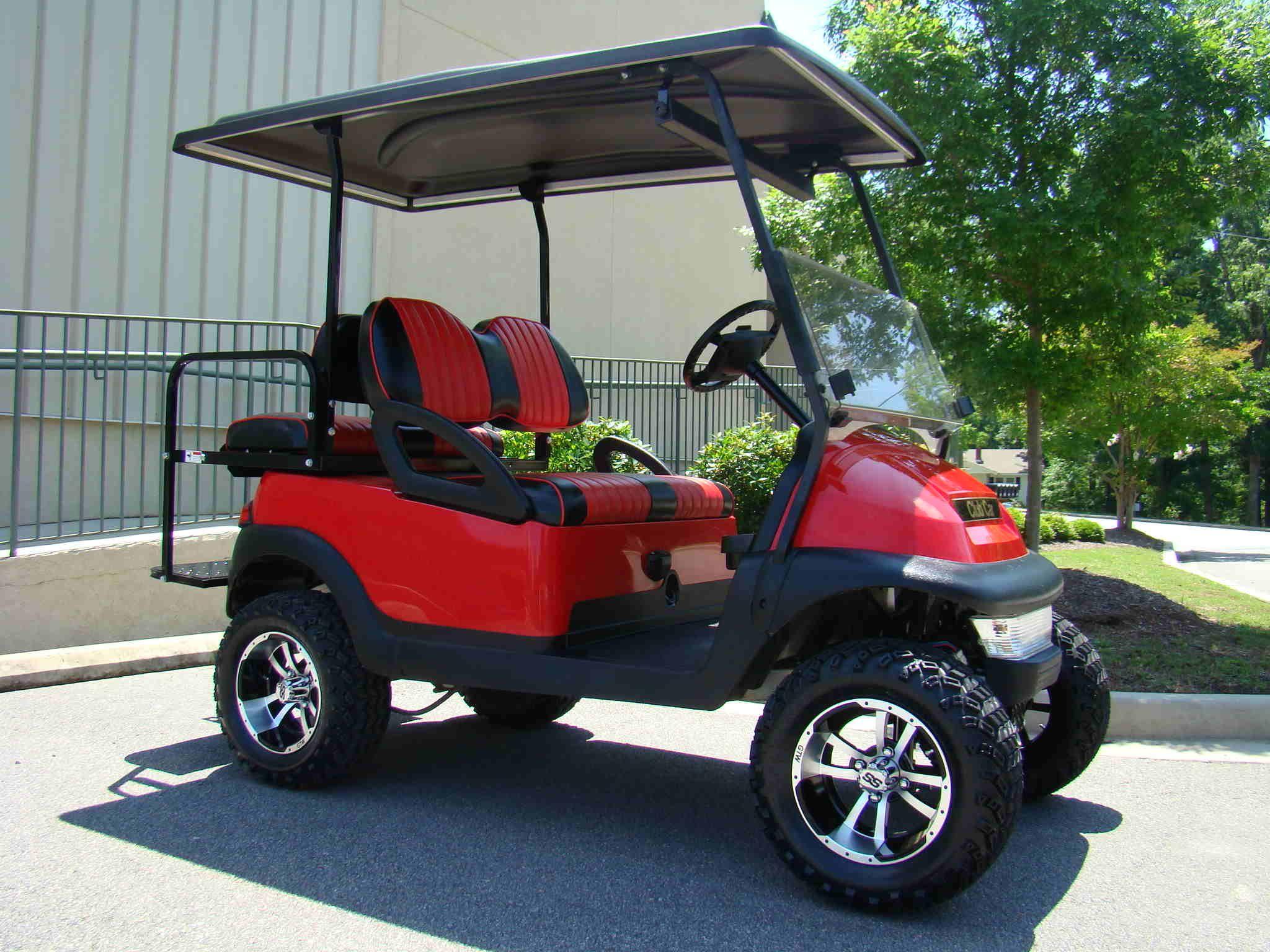 Cool Golf Cart Custom Golf Carts Pinterest Golf Carts Golf
